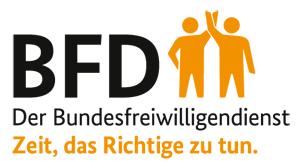 Logo des Bundesfreiwilligendienst